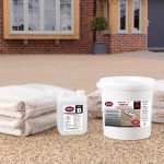 Super 6 Resin Bound Trade Kit with Aggregate