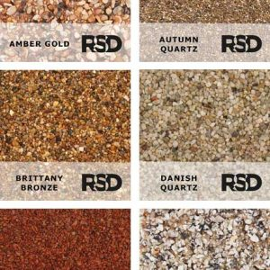 Large Resin Bonded Trade Kit with Aggregate