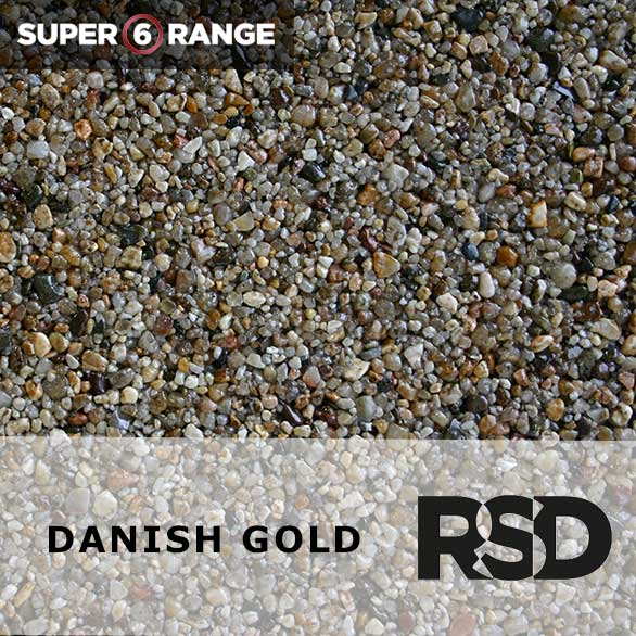 Super 6 Danish Gold