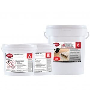 Small Resin Only Kit for Resin Bonded Surfacing