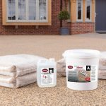 Extra Strength Resin Bound Trade Kit with Aggregate
