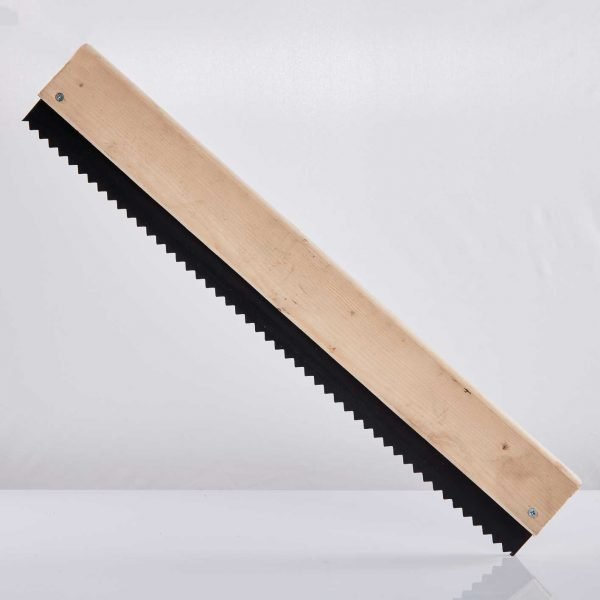 Serrated Squeegee