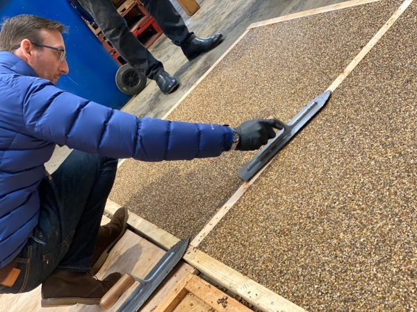 RSD Resin Surfacing Installation Training