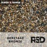 Heritage Bronze Super 6