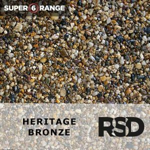 Super 6 Heritage Bronze