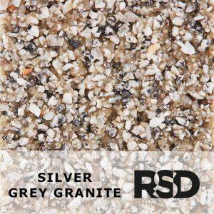 Silver Grey Granite Small Resin Bonded Trade Kit