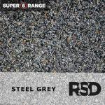 Steel Grey Super 6