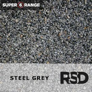 Super 6 Steel Grey