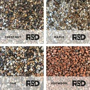Resin Bound Tree Pit Trade Kit and Aggregate